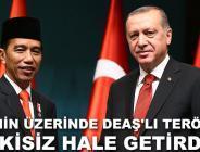 """""""3 binin üzerinde DEAŞ'lı teröristi etkisiz hale getirdik"""""""