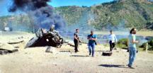 Erzincan'da kalleş tuzak 3 asker yaralı