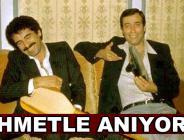 Kemal Sunal kabri başında anıldı