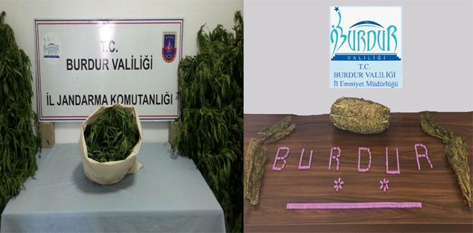 BURDUR'DA EYLÜL AYINDA JANDARMA EKİPLERİ 247, EMNİYET EKİPLERİ 610 OLAYA ETTİ