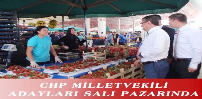 CHP MİLLETVEKİLİ ADAYLARI SALI PAZARINDA
