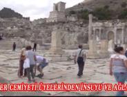GAZETECİLER CEMİYETİ ÜYELERİNDEN İNSUYU VE AĞLASUN TURU