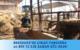 BESİHANE'DE ÇIKAN YANGINDA 20 BİN TL'LİK SAMAN KÜL OLDU