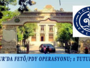 BURDUR'DA FETÖ/PDY OPERASYONU; 1 TUTUKLAMA