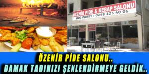 ÖZENİR PİDE SALONU..!!