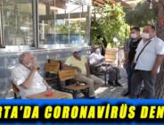 ISPARTA'DA CORONAVİRÜS DENETİMİ