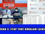 BUCAK 4. ETAP TOKİ KURALARI ÇEKİLDİ