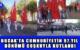 BUCAK'TA CUMHURİYETİN 97.YIL DÖNÜMÜ COŞKUYLA KUTLANDI